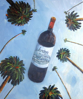 "John Kilduff, Los Angeles ""Dreaming of some Jordan wine while driving through LA"" 
