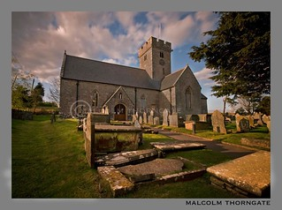 THE CHURCH OF ST'MARY | by malcolm thorngate
