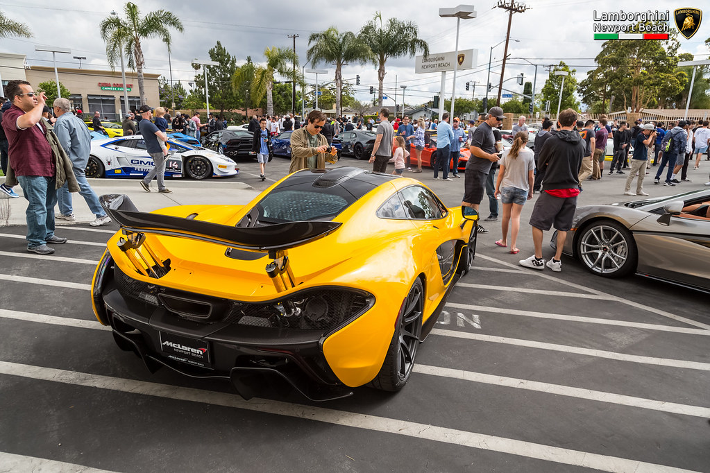 May 2016 Supercar Show At Lamborghini Newport Beach Flickr