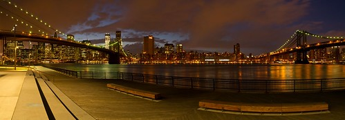 East River Bridges Panorama | by Michael.Lee.Pics.NYC