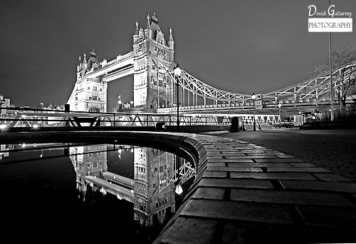Architecture Photography London black & white tower bridge | please don't use this image on … | flickr