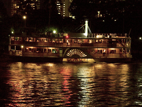 Brisvegas riverboat | by Fat Burns ☮ (on/off)