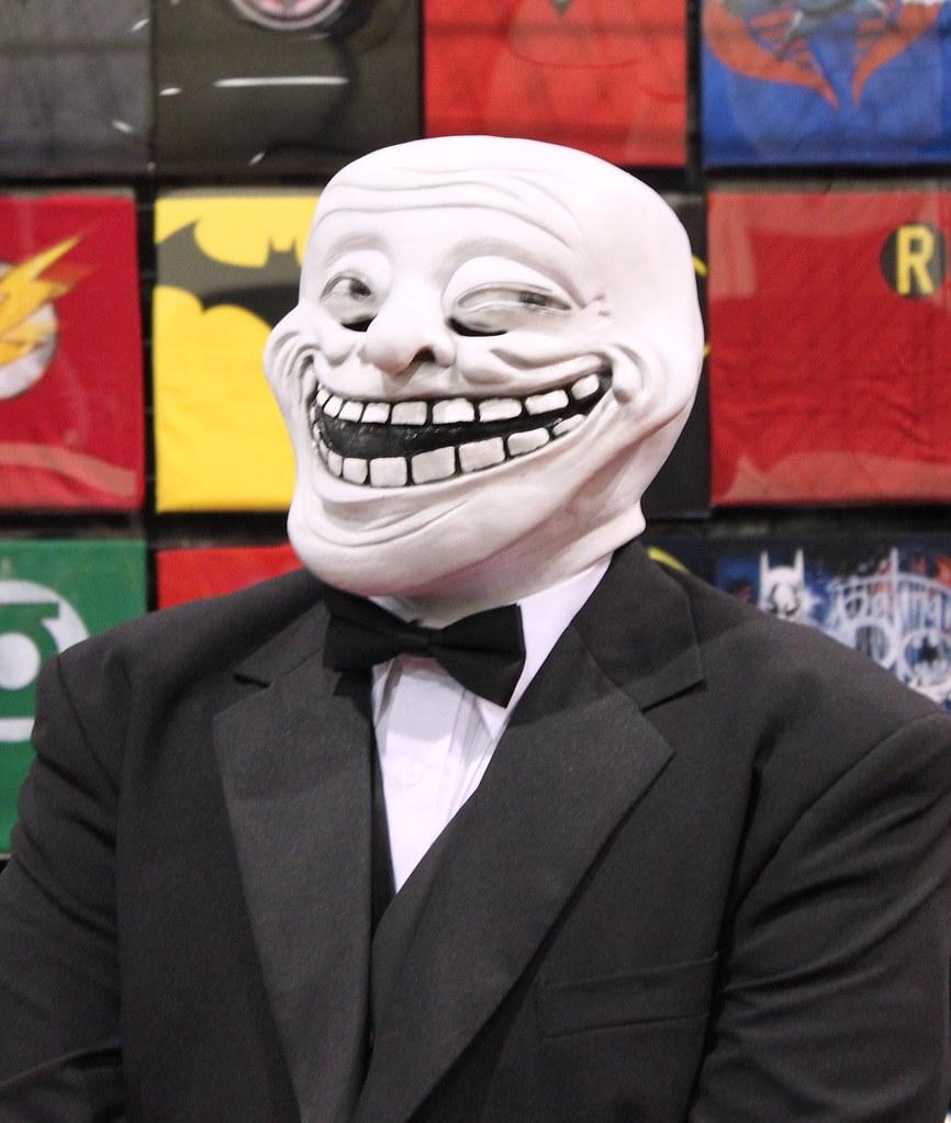 Troll Face Guy | Seals4Reals | Flickr