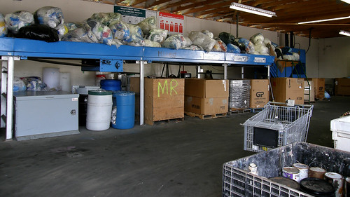 Recycling Depot For Paint Cans In Langford
