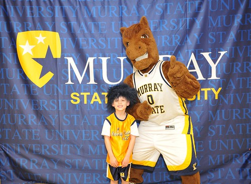 MSU-Dunker-67 | by Murray State