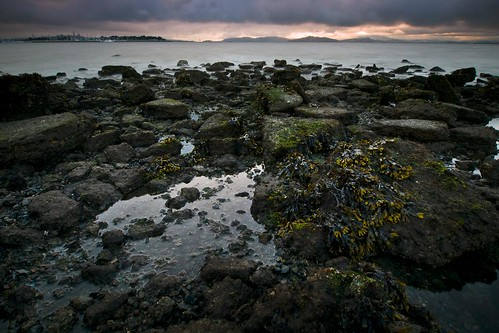 Low Tide at Sunset | by Graham Gibson