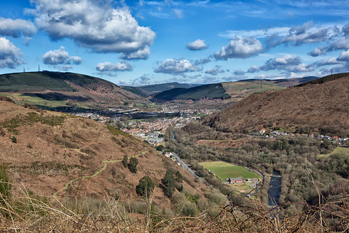 Afan-Valley | by singingsnapper