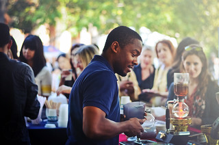 Cafe Demitasse at TEDxUSC 2012 ~ Los Angeles | by r.e. ~