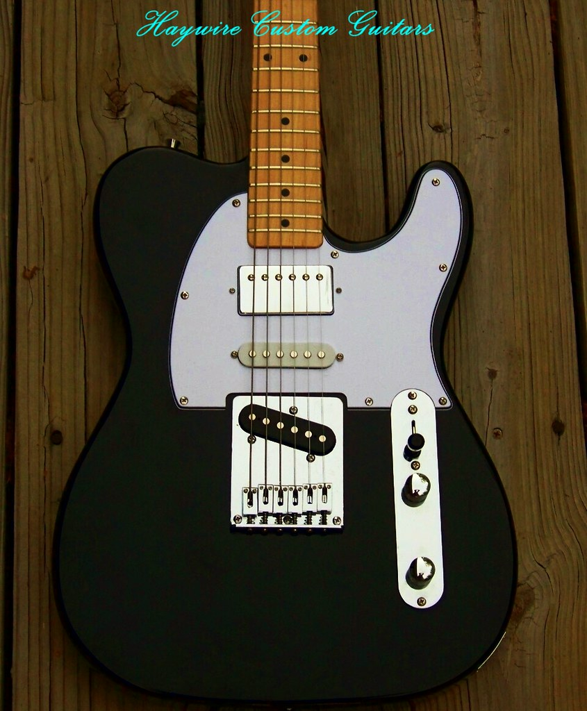 Charming Boiler Diagram Tall Dimarzio Pickup Wiring Color Code Regular Bulldog Alarm Systems Adding Electrical Circuit Young Wiring A Breaker Box Diagram BrownHow To Add A New Circuit Haywire Custom Guitars Nashville Humbucker Telecaster 3 | Flickr