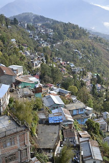 Darjeeling, city on a hillside | by Masteroreilly