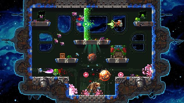 Super Mutant Alien Assault on PS4