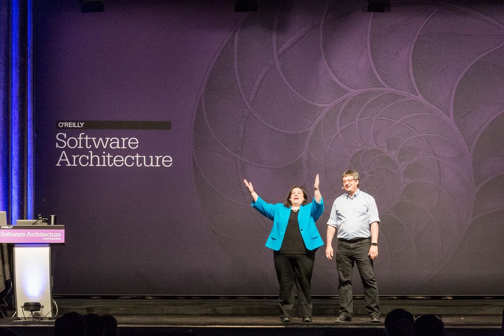 O 39 reilly software architecture new york 2016 flickr for O reilly software architecture conference 2016