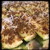 #baked #zucchini #homemade #CucinaDelloZio - add some grated pecorino cheese