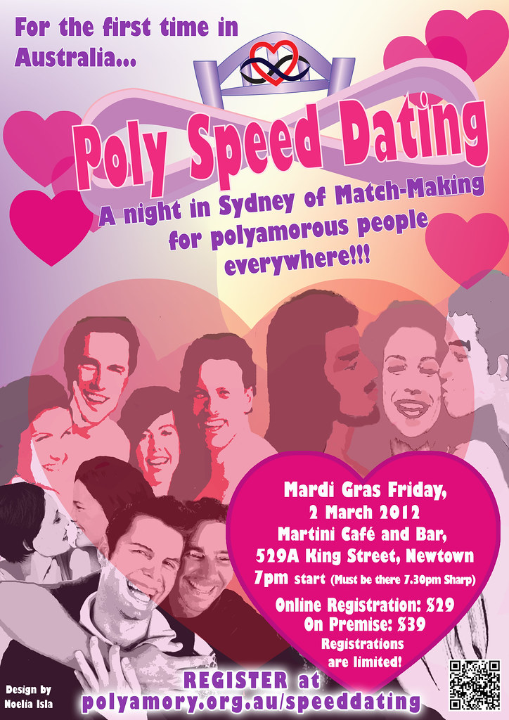 speed dating Poly