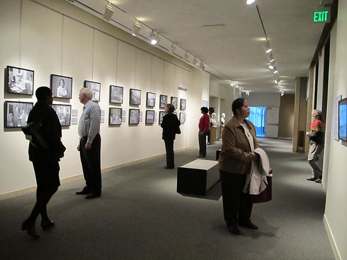 Paul Henderson photograph exhibit opening | by MDHistoricalSociety