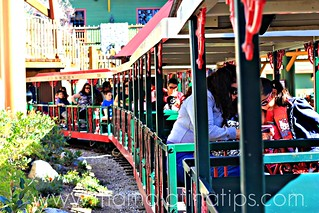 Train at Knott's Berry Farms | by Mamalatinatips