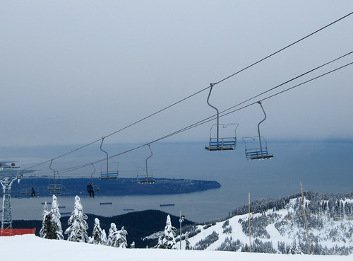 day of skiing on Cypress Mountain.. | by iwona_kellie