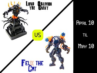 MOC-Off | by ~Felix the Cat~