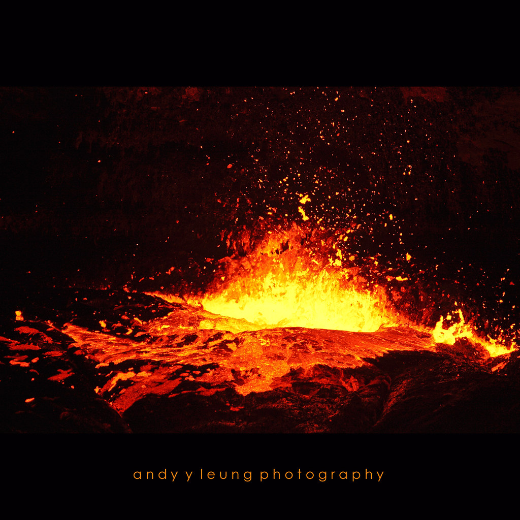 Boiling Continuously     Valcano Ertale   Andy Leung   Flickr