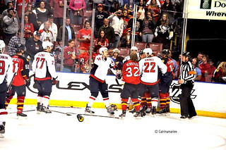 Washington Capitals @ Florida Panthers 02/17/12 | by Catrinamariee