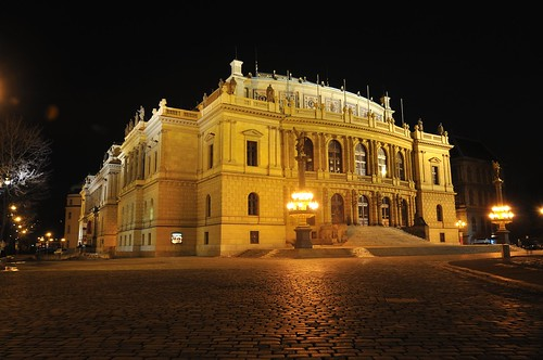 Rudolfinum concert hall, Prague | by Stuart_Dawson