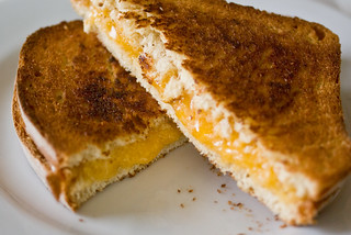 grilled cheese sammich | by Jessamyn Tuttle