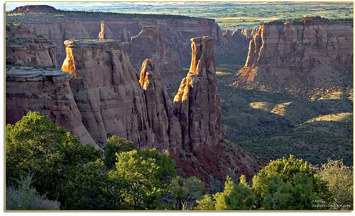 Independence Mountain View, Colorado National Monument | by JMW Natures Images