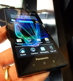 Panasonic Eluga Android smartphone (4.3-inch screen) | by CCS Insight