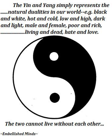 Wisdom Quotes Yin Yang Symbol Wisdom Quotes Yin Yang Sym Flickr