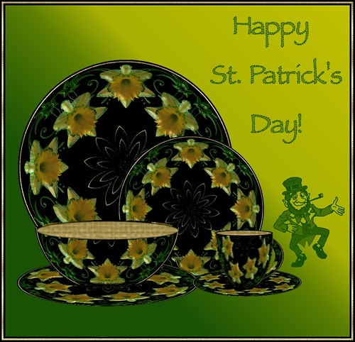 St Pats Setting | by Simply Shar♥n
