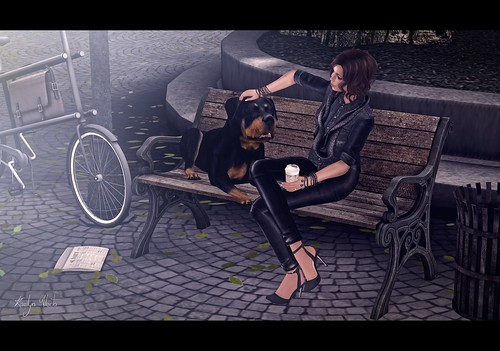 Morning coffee at Neva Sky Villi ♥ | by Kaelyn Alecto