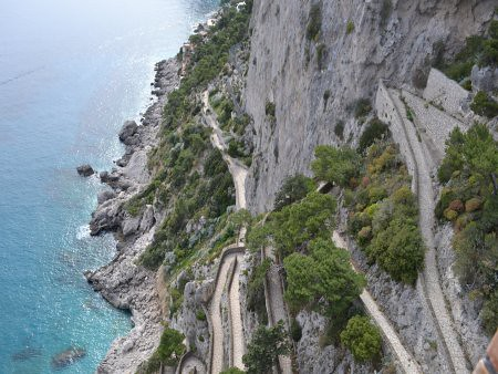 Capri insula magica din Marea Tireniana 32