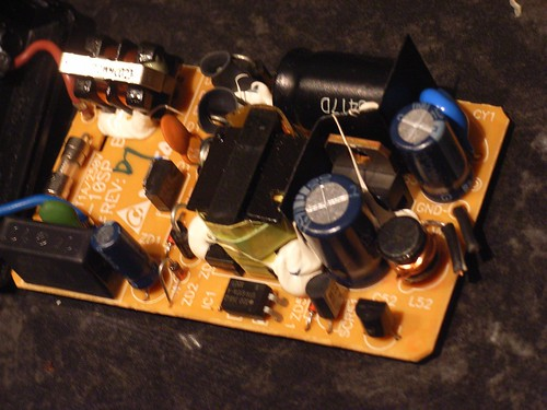 What's inside a 5v power transformer | by rosemarybeetle