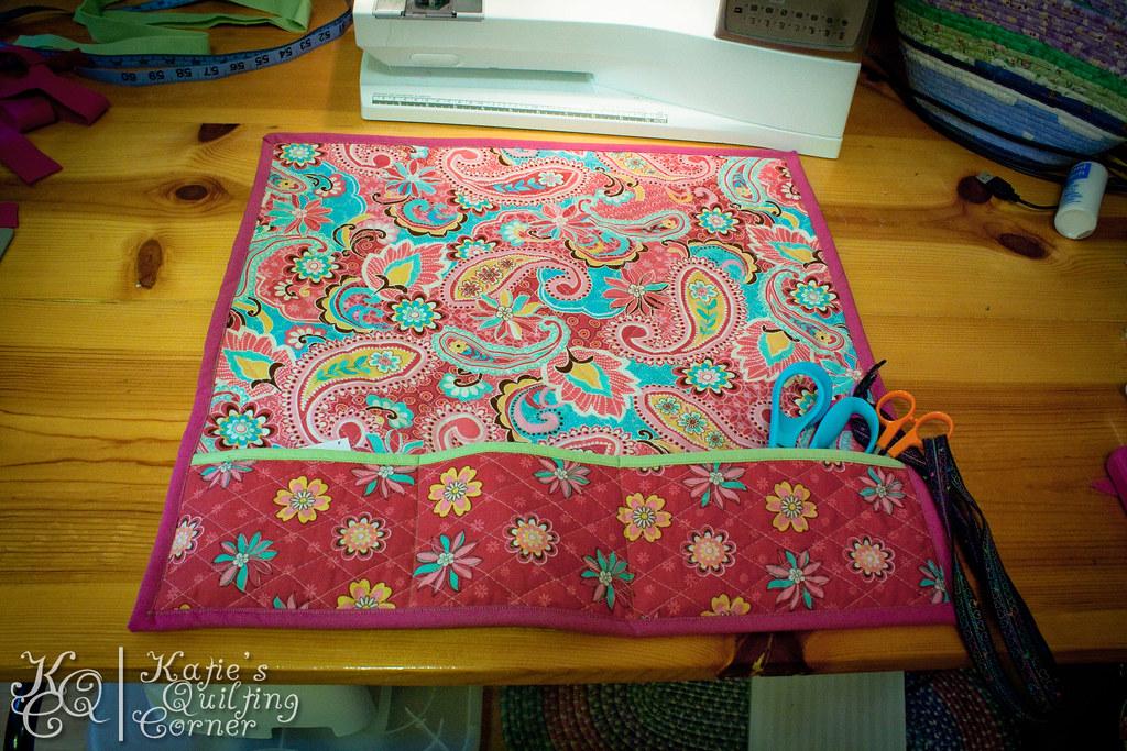 Sewing Machine Mat Tutorial Katie Vickery Flickr Awesome Sewing Machine Mat Tutorial