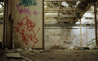 Mill Graffiti | by Elliot young