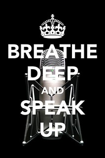 Breathe Deep and Speak Up | by aforgrave