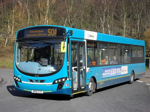 1479-NK61CYS_Durham_50A | by Northern Bus Photos