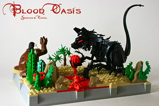 Blood Oasis | by Siercon and Coral