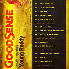 Young Roddy - GoodSense Back