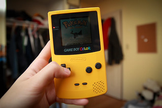 Gameboy Color | by wenthevegan