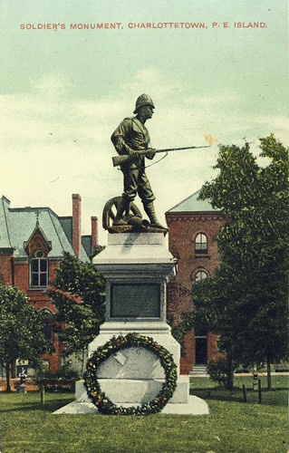 Soldier's Monument 2 | by PEI Museum and Heritage