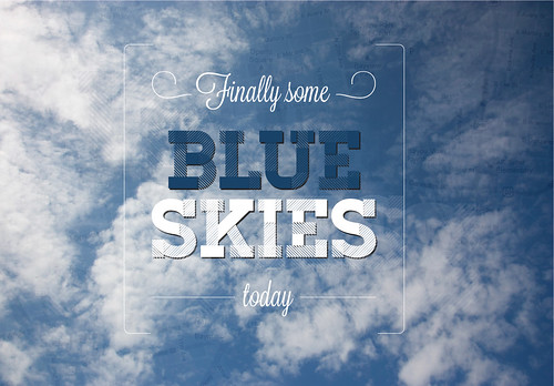 blue-skies | by Christopher Wiley