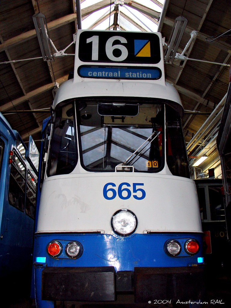... Amsterdam: 665 in pet perspective | by Amsterdam RAIL