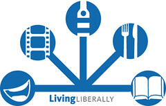 living liberally logo | by harrywaisbren