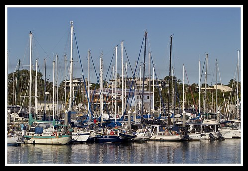 Scarborough Marina Sailing Boats-1= | by Sheba_Also 11.7 Millon Views