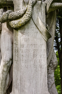 John Hay Epitaph | by cunningba