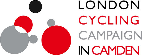 LCC Logo (from vector with caption) | by Camden Cyclists