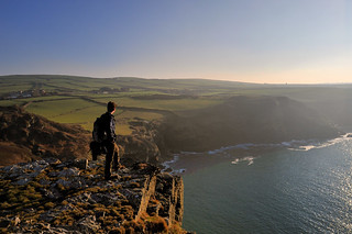 On the Cornwall coast | by RomImage
