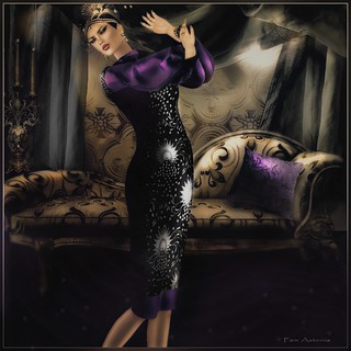 ~Art Deco~ | by Pam Astonia
