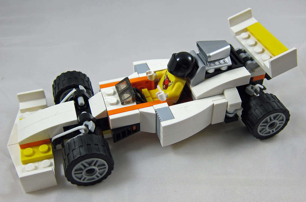 LEGO Master Builder Academy | MBA Level 2 - Kit 6 : Auto Des… | Flickr